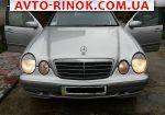 Авторынок | Продажа 2001 Mercedes E 270 CDI 5G-Tronic (170 л.с.)