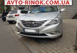 Hyundai Sonata 2.0 AT (165 л.с.) 2013, 8700 $