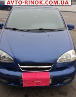 Chevrolet Tacuma 2.0 MT (122 л.с.) 2004, 4800 $