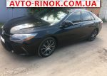 Toyota Camry 2.5 AT (181 л.с.) 2016, 18500 $