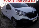 Renault Trafic 1.6 dCi  МТ  (115 л.с.) 2014, 12399 $
