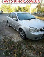 Авторынок | Продажа 2008 Chevrolet Lacetti 1.8 MT (122 л.с.)