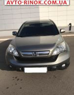 Honda CR-V 2.0 AT 4WD (150 л.с.) 2008, 12500 $