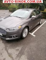 2013 Ford Fusion 2.0 Hybrid (188 л.с.)  автобазар