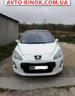 2012 Peugeot 308 1.6 THP AT (156 л.с.)  автобазар