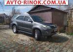 Авторынок | Продажа 2007 Toyota Fortuner