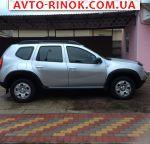 Авторынок   Продажа 2010 Renault ADP 1.5 dCi MT 4x4 (90 л.с.)