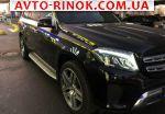 Авторынок | Продажа 2016 Mercedes  GLS 350 d 4MATIC 9G-TRONIC (249 л.с.)