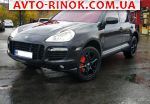 2008 Porsche Cayenne 4.8 AT Turbo (500 л.с.)  автобазар