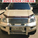 2005 Toyota Land Cruiser Prado 4.0 AT (249 л.с.)  автобазар