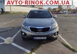 2012 KIA Sorento 2.2 D AT 4WD (197 л.с.)  автобазар
