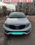 2011 KIA Sportage 2.0 AT (150 л.с.)  автобазар