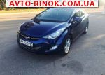 Hyundai Elantra 1.8 AT (150 л.с.) 2012, 10800 $