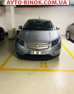 Авторынок | Продажа 2013 Chevrolet Volt 1.4 CVT (84 л.с.)