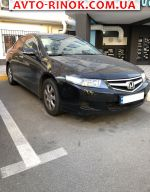 Honda Accord 2.0 AT (155 л.с.) 2006, 7400 $