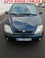 2002 Renault Scenic   автобазар