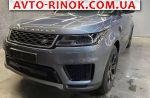 2019 Land Rover Range Rover Sport 3.0 SDV6  AT AWD (306 л.с.)  автобазар