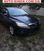 Ford Focus 1.6 MT (116 л.с.) 2011, 7200 $
