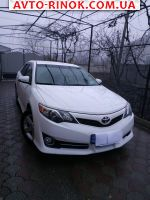 2014 Toyota Camry   автобазар