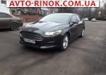 2015 Ford Fusion   автобазар