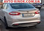 2016 Ford Fusion   автобазар