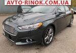 2015 Ford Fusion 2.0 (240 л.с.)  автобазар