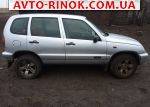 2007 Chevrolet Niva 1.7 MT (80 л.с.)  автобазар