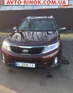2013 KIA Sorento 2.4 AT 4WD (175 л.с.)  автобазар