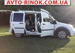 Ford Transit Connect  2011, 7000 $