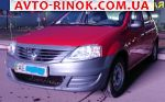 Renault Logan 1.4 MT (75 л.с.) 2010, 5800 $