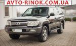 2006 Toyota Land Cruiser 4.2 TD AT (204 л.с.)  автобазар