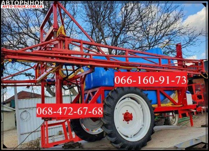 Авторынок | Продажа 2020 Трактор МТЗ POLMARK ОП-2000/18м опрыскиватель с гидравлической