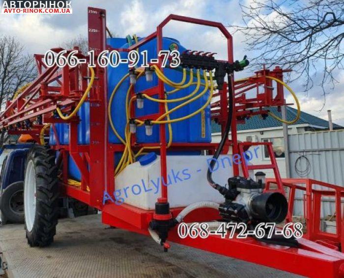 Авторынок   Продажа 2020 Трактор МТЗ Новинка на Рынке с/х Гидравлический POLMARK 2000л,