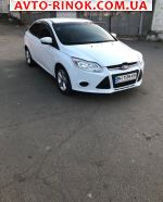2013 Ford Focus 2.0 PowerShift (150 л.с.)  автобазар