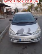 2002 Toyota Previa   автобазар