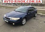 Авторынок   Продажа 2001 Renault Laguna 1.6 MT (110 л.с.)