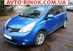 2011 Nissan Note 1.6 AT (110 л.с.)  автобазар