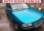 1995 Opel Astra 1.4 MT (60 л.с.)  автобазар