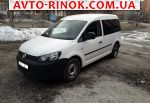 Volkswagen Caddy  2012, 9600 $
