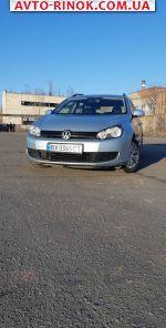 Авторынок | Продажа 2010 Volkswagen Golf 1.2 TSI BlueMotion MT (105 л.с.)