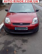 2006 Ford Fiesta   автобазар