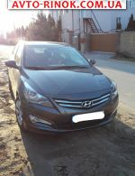 2016 Hyundai Accent   автобазар