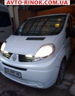 2011 Renault Trafic 2.0 dCi MT L1H1 (9 мест) (114 л.с.)  автобазар