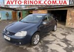 Volkswagen Golf  2007, 7300 $