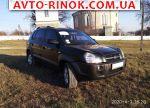 Авторынок | Продажа 2008 Hyundai Tucson 2.0 CRDI MT 4WD (140 л.с.)