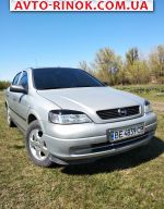 2008 Opel Astra G 1.4 MТ (90 л.с.)  автобазар