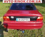 Авторынок   Продажа 1994 Ford Mondeo 1.6 MT (90 л.с.)