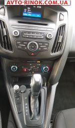 2015 Ford Focus 2.0 Duratec 6-PowerShift (160 л.с.)  автобазар