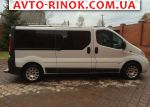 2006 Renault Trafic 2.0 dCi MT L2H1 (9 мест) (114 л.с.)  автобазар