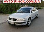Авторынок | Продажа 1998 Volkswagen Passat 1.8 MT (150 л.с.)